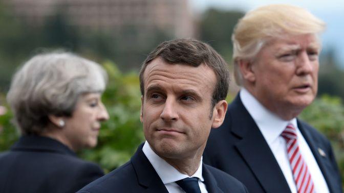 La popularidad de Macron se hunde en unos inéditos 24 puntos en tres meses