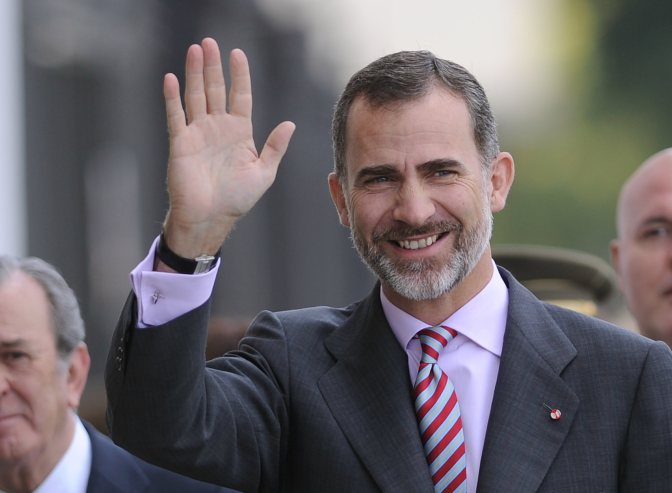 Felipe VI pide ante el Parlamento británico diálogo para hallar una solución satisfactoria para Gibraltar