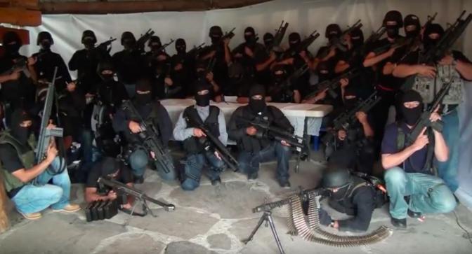 Hallan predio donde cártel de los Zetas incineraban restos de sus víctimas