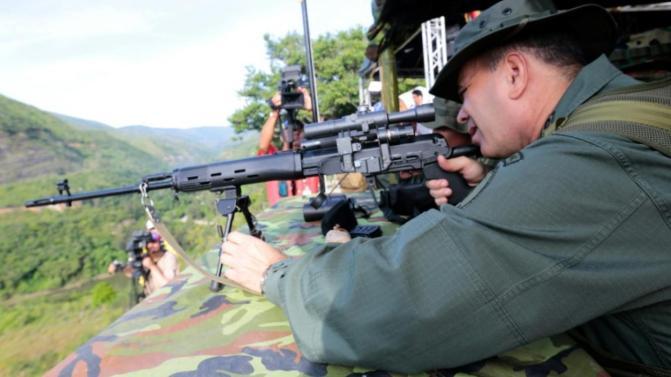 Seis muertos en tiroteo entre militares venezolanos y grupo armado en frontera con Colombia