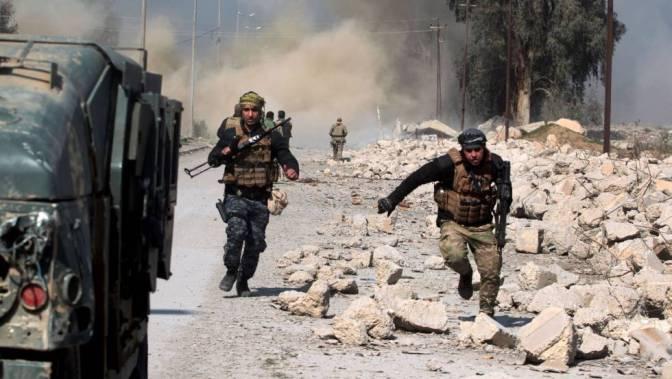 Las fuerzas iraquíes se acercan a uno de los últimos feudos del grupo EI