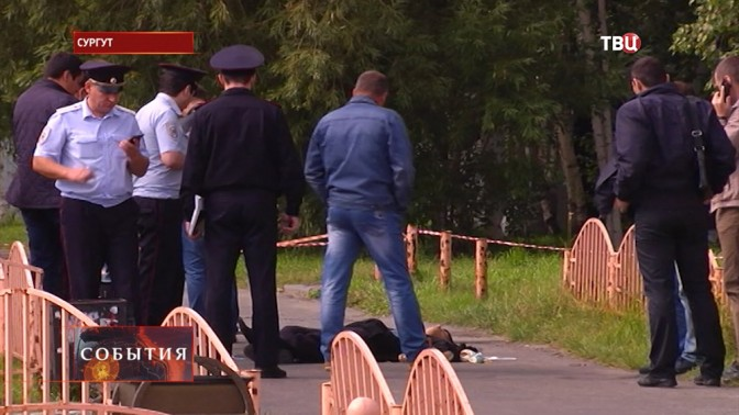Apuñalamiento masivo en Rusia, reivindicado por el EI, deja siete heridos