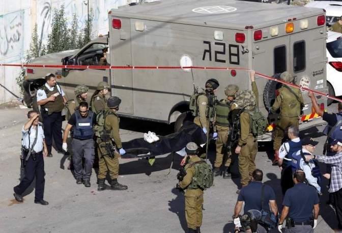 Abaten a un joven palestino que intentó atacar a un guardia fronterizo