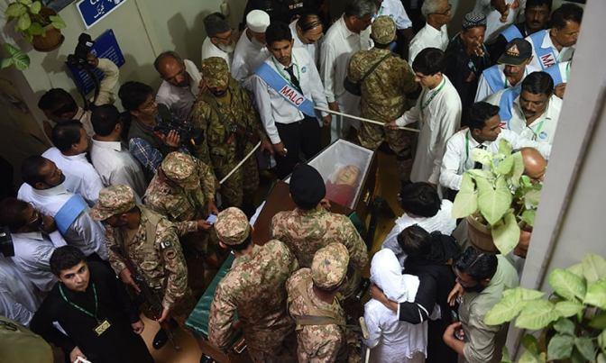 Funeral de estado para la monja que ayudó a erradicar la lepra en Pakistán