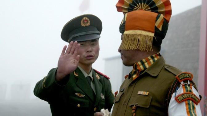Nuevo incidente fronterizo entre soldados indios y chinos
