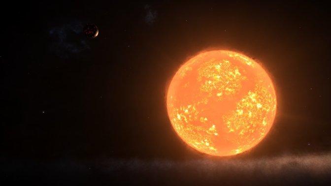 Logran la mejor imagen de la superficie de una estrella y su atmósfera