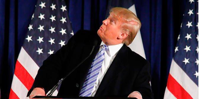 Trump insiste en que EE.UU. necesita el muro porque México es el país con más crimen de mundo