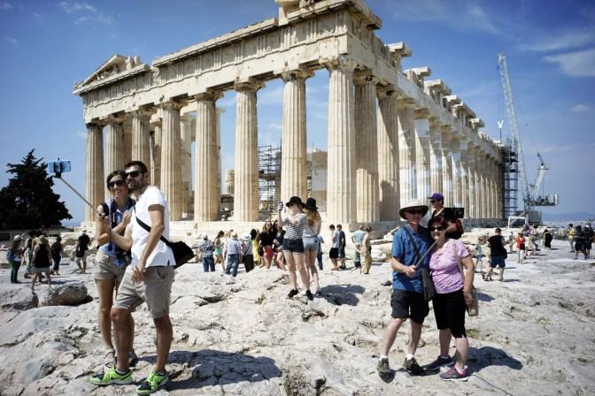 Grecia: destino europeo inasequible para los griegos