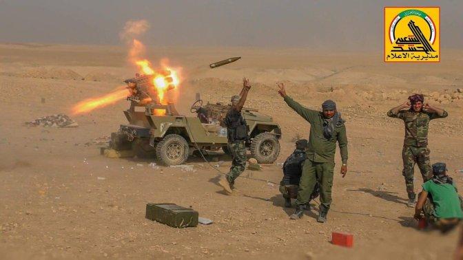 Las fuerzas iraquíes entran en Tal Afar, un bastión del Estado Islámico