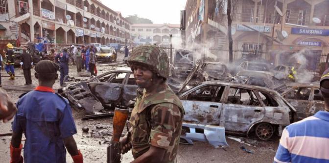 """La ONU denuncia un aumento de niños usados como """"bombas humanas"""" en Nigeria"""